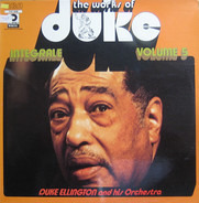 Duke Ellington And His Orchestra - The Works Of Duke - Integrale Volume 5