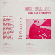 Duke Ellington And His Orchestra - Untitled