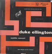 Duke Ellington - Seattle Concert