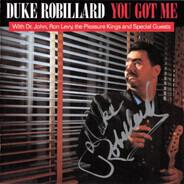 Duke Robillard With Dr. John , Ron Levy , The Pleasure Kings - You Got Me