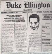 Duke Ellington - Concert and Broadcast Recordings - Volume One - Jan-April 1952