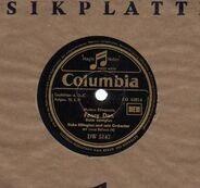 Duke Ellington - Fancy Dan/ The Hawk Talks