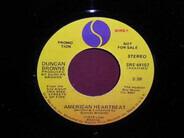 Duncan Browne - American Heartbeat