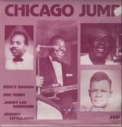 Dusty Brown, Doc Terry, Jimmy Lee Robinson, Johnny Littlejohn - Chicago Jump