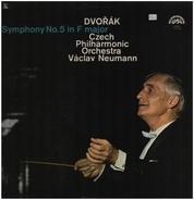 Dvorak - Symphony No.5 in F major,, Czech Philh Orch, Neumann