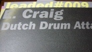 E-Craig - Dutch Drum Attack