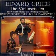 E. Grieg - Violinsonaten