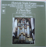 E. Power Biggs - Historische Orgeln Europas Vol.I England/Holland/Italien/Spanien