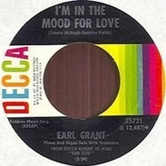 Earl Grant - I'm In The Mood For Love / Without A Song
