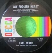 Earl Grant - My Foolish Heart / One Note Samba