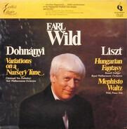 Ernst von Dohnanyi / Liszt - Variations On A Nursery Tune / Hungarian Fantasy / Mephisto Waltz