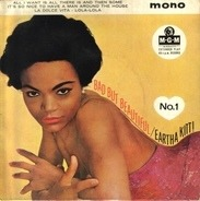 Eartha Kitt - Bad But Beautiful (No. 1)