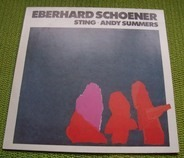 Eberhard Schoener , Sting , Andy Summers - Music From 'Video Magic' And 'Flashback'