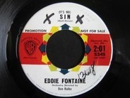 Eddie Fontaine - All That I Want Is You / (It's No) Sin
