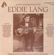 Eddie Lang - Guitar Accompaniment By Eddie Lang