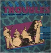 Eddie Lang, Edgar Blanchard a.o. - Troubles, troubles