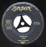 Eddie Cochran - Weekend / Cherished Memories