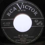 Eddie Fisher - Oh! My Papa (O Mein Papa)