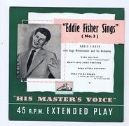 Eddie Fisher , Hugo Winterhalter Orchestra - Eddie Fisher Sings (No. 3)