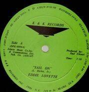 Eddie Lovette - Sail On