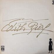 Edith Piaf - Edith Piaf N. 3