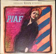Edith Piaf - Potpourri Par Piaf - Her Most Recent Continental Successes Sung In French (Recorded In Paris)
