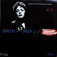 Edith Piaf - A L'Olympia - N° 3