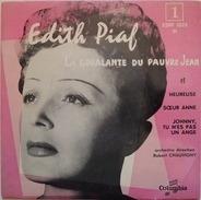 Edith Piaf - La Goualante Du Pauvre Jean