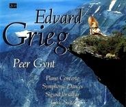 Edvard Grieg - Peer Gynt - Piano Concerto - Symphonic Dances - Sigurd Jorsalfur - Lyric Suite