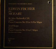 Mozart - Edwin Fischer Plays Mozart