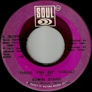 Edwin Starr - There You Go