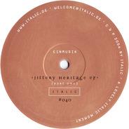 Einmusik - Jittery Heritage EP (Part One)