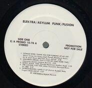 Elektra/Asylum Funk/Fusion - PROMO 10/78