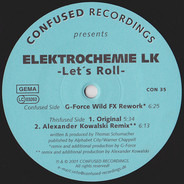 Elektrochemie LK - Let's Roll