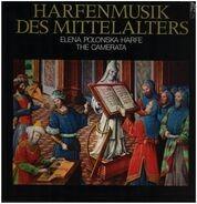 Elena Polonska , La Camerata - Harfenmusik des Mittelalters