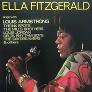 Ella Fitzgerald, Louis Armstrong, The Ink Spots, ... - Sings With...