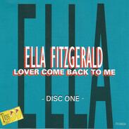 Ella Fitzgerald - Lover Come Back To Me