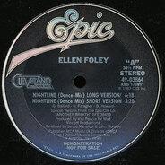 Ellen Foley - Nightline (Dance Mix)