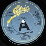 Ellen Foley - The Shuttered Palace