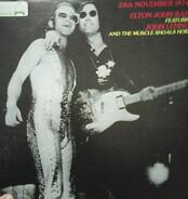Elton John Band Featuring John Lennon And Muscle Shoals Horns - 28th November, 1974....