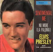 Elvis Presley With The Jordanaires - No More (La Paloma)