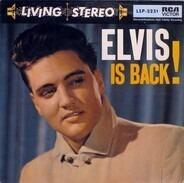 Elvis Presley With The Jordanaires - Elvis Is Back!
