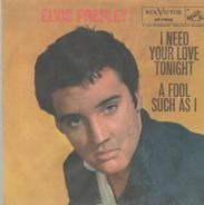 Elvis Presley With The Jordanaires - I Need Your Love Tonight
