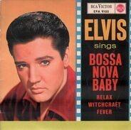 Elvis Presley - Bossa Nova Baby