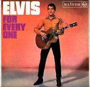 Elvis Presley - Elvis For Everyone