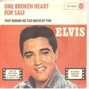 Elvis Presley - One Broken Heart For Sale, They Remind Me Too Much Of You