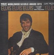 Elvis Presley - Worldwide 50 Gold Award Hits, Vol. 1