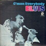Elvis Presley - C'mon Everybody