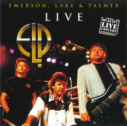 Emerson, Lake & Palmer - Live