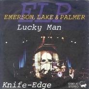 Emerson, Lake & Palmer - Lucky Man / Knife-Edge